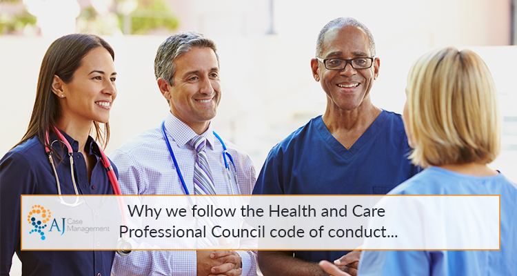 health care professional council code of practice
