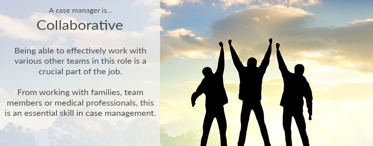 Collaborative - case manager skills