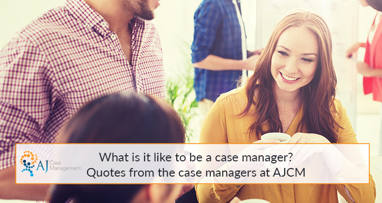 what is it like to be a case manager